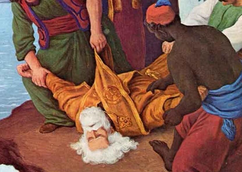 Φωτάκος: Στην Τριπολιτσά οι Έλληνες εκδικήθηκαν για τον Πατριάρχη Γρηγόριο τον Ε'