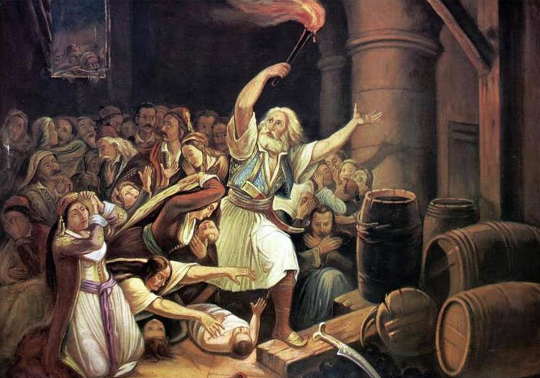 Φωτάκος (υπασπιστής του Κολοκοτρώνη): Οι Mονές, οι μοναχοί και οι κληρικοί που αγωνίστηκαν στην Ελληνική Επανάσταση