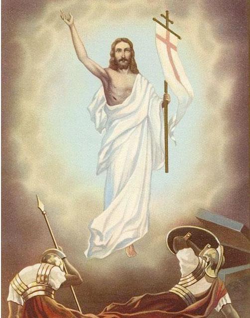 Φώτης Κόντογλου: Ανέστη Χριστός