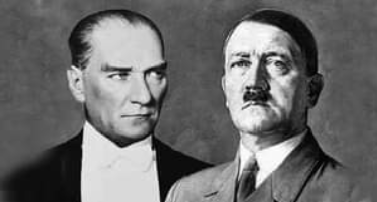 Τα εγκώμια του Χίτλερ για τον Κεμάλ Ατατούρκ