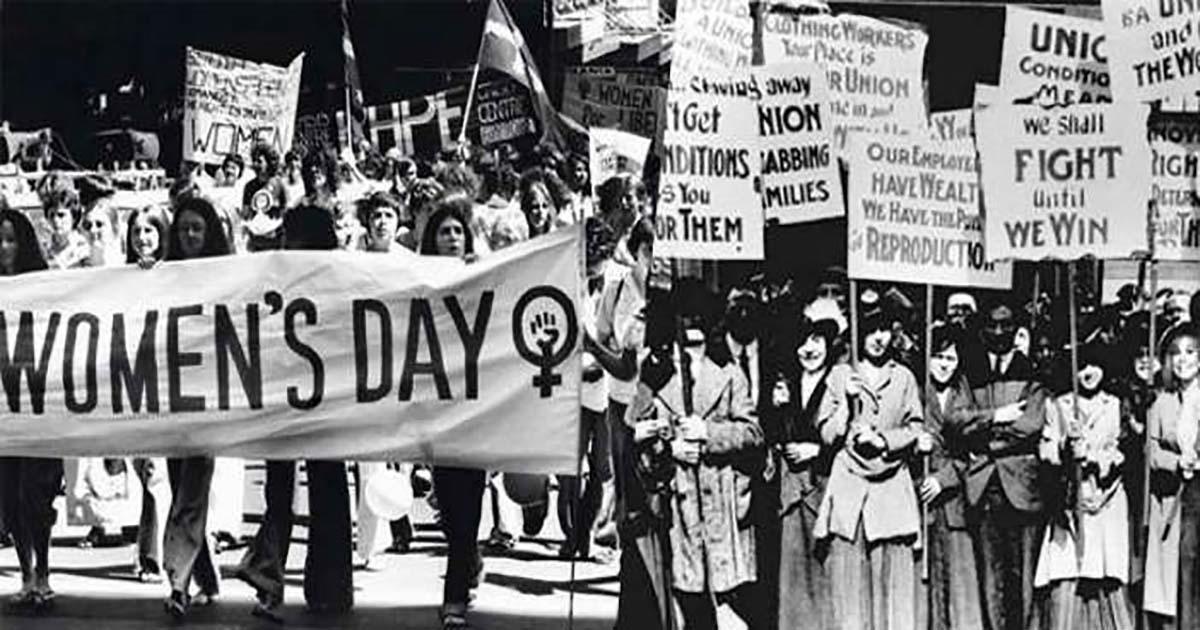 Ημέρα της Γυναίκας: Μια Γιορτή των Μπολσεβίκων