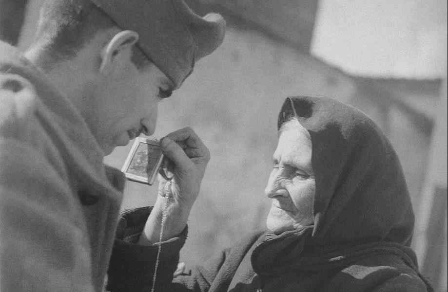 Ιωάννης Πολέμης: Ο αποχαιρετισμός της μάνας