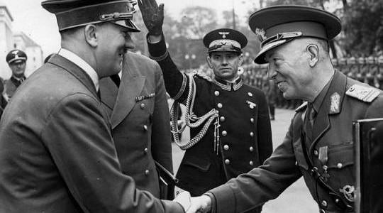 Η Σιδηρά Φρουρά της Ρουμανίας & ο ρόλος της στο Β' Παγκόσμιο Πόλεμο