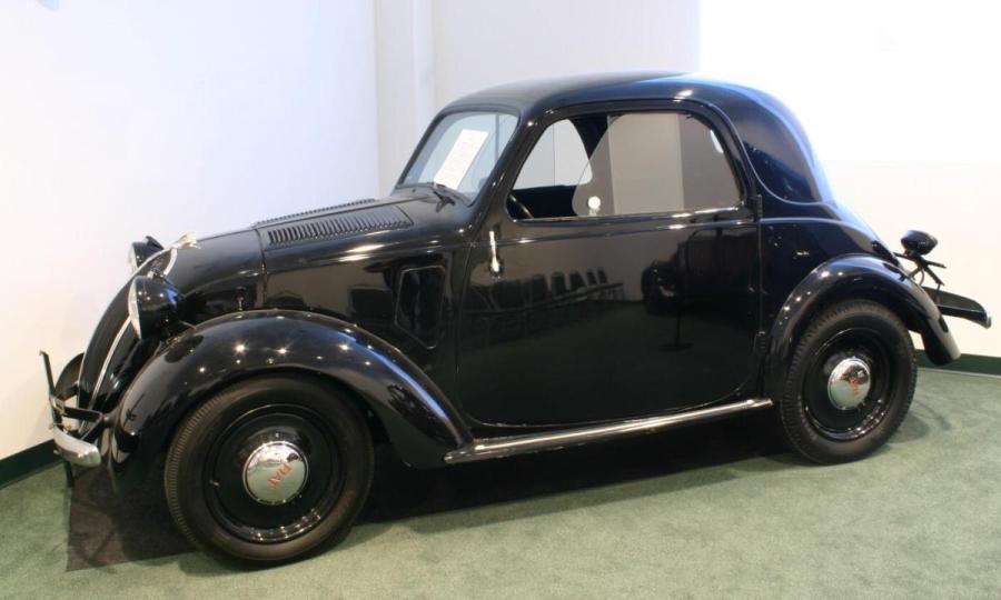 FIAT500A topolino