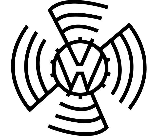 logo swastika volkswagen