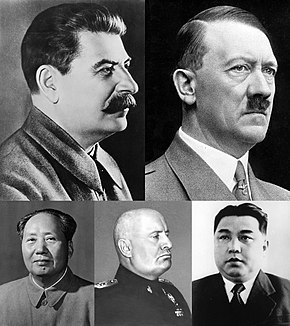 290px Historical totalitarian leaders