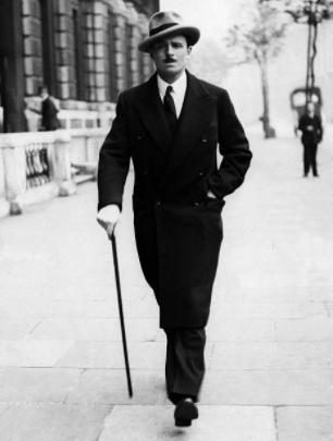 Sir Oswald Mosley: Αρχηγός και κοινοβουλευτικός έλεγχος